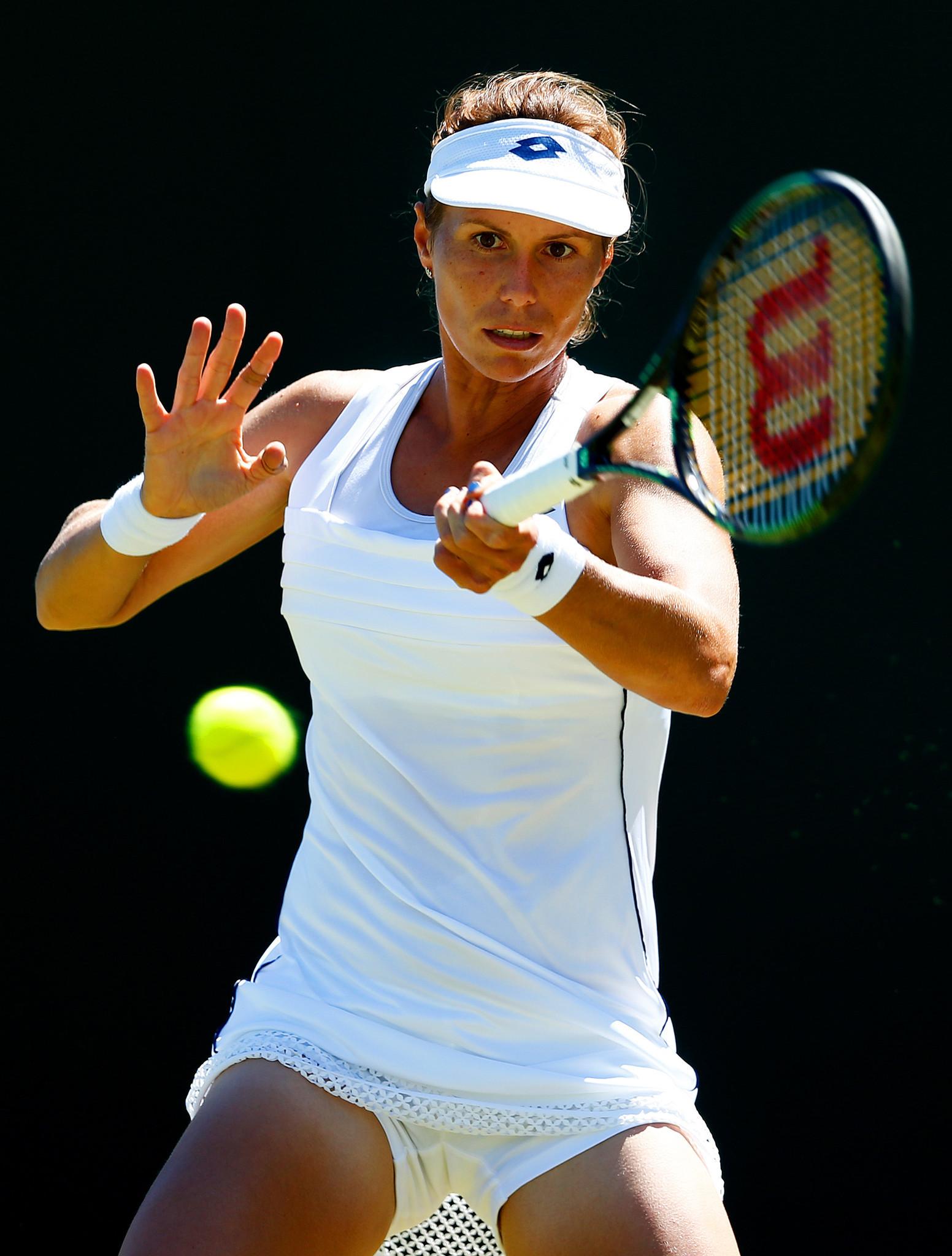 Varvara Lepchenko wins Wimbledon opener The Morning CallVarvara Lepchenko