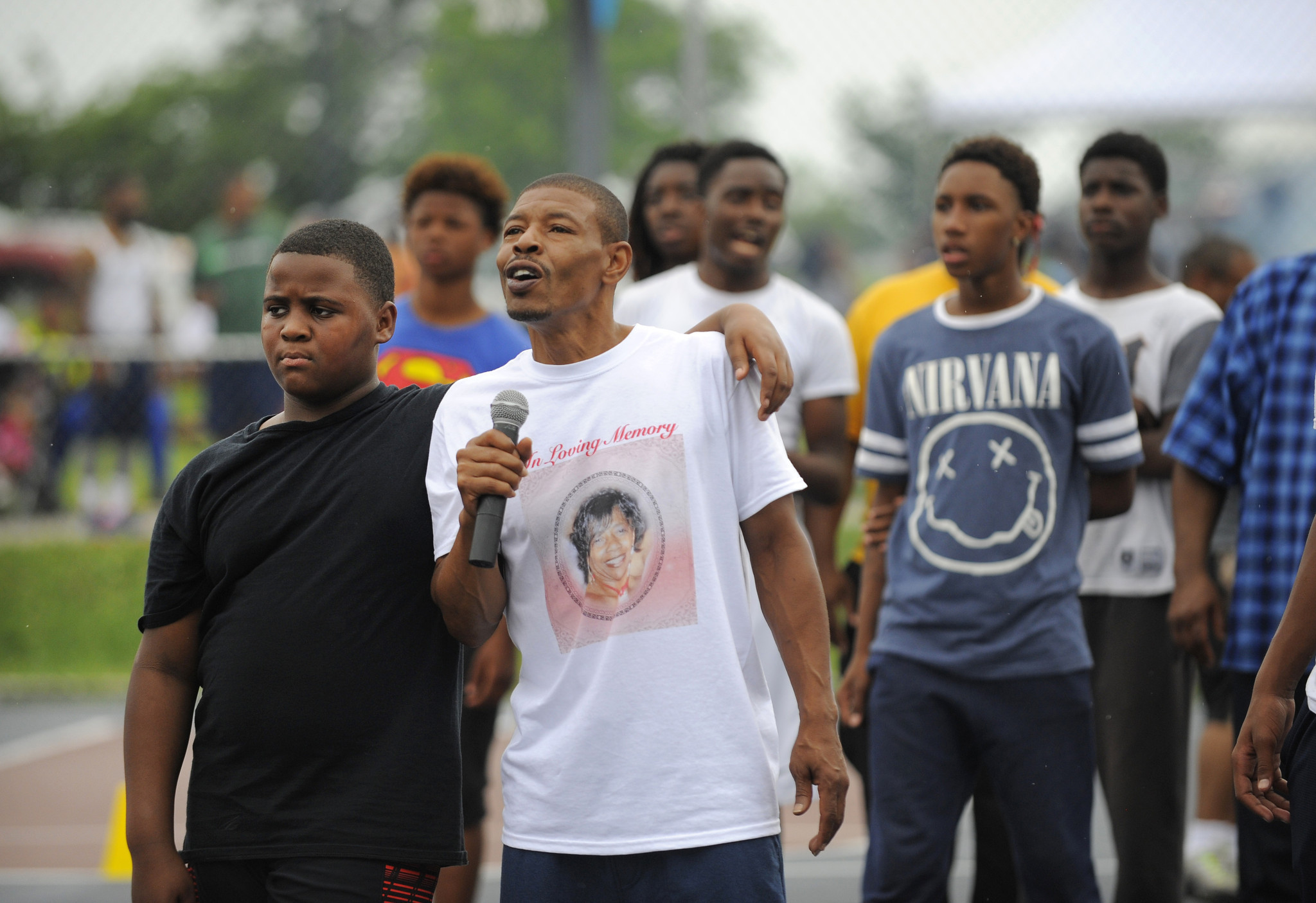 d63bd35a7da Muggsy Bogues returns to Baltimore to host event in memory of his sister -  Baltimore Sun