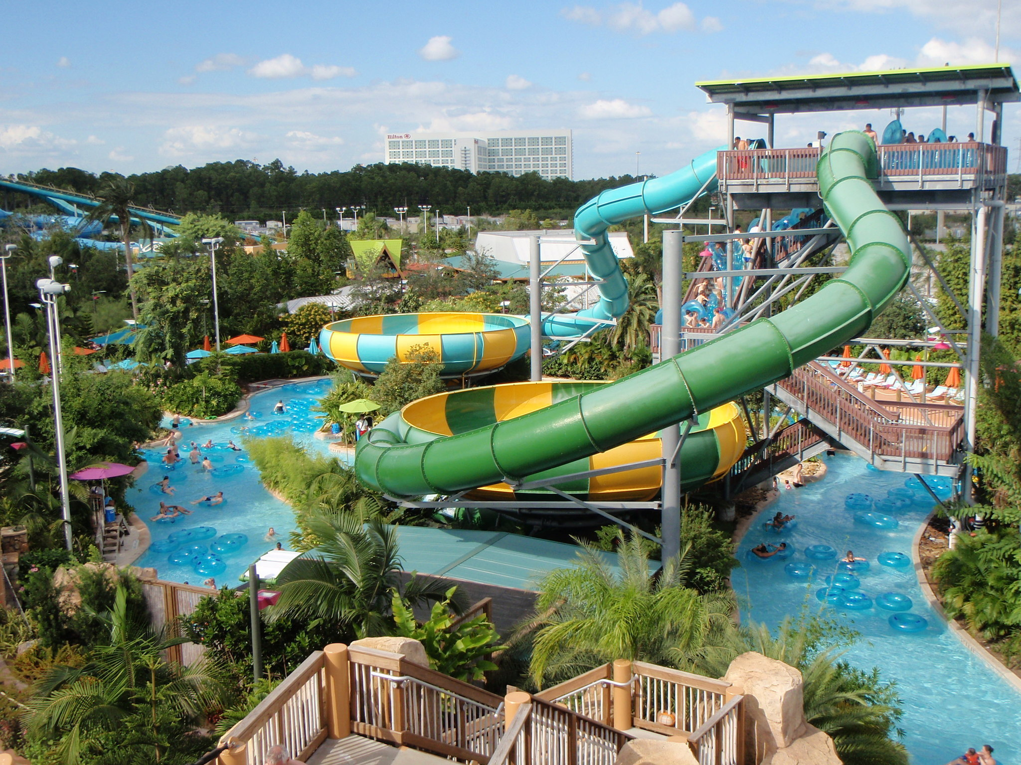 Orlando Dominates List Of Top Amut Water Parks Sentinel Suites Waterpark Hotel
