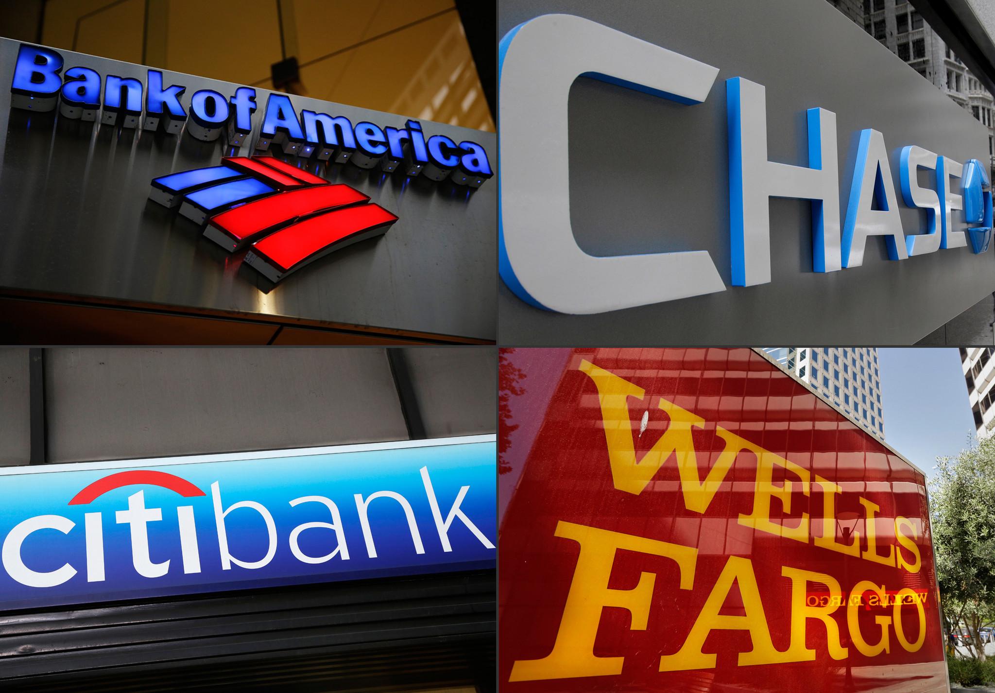 Big banks - Baltimore Sun