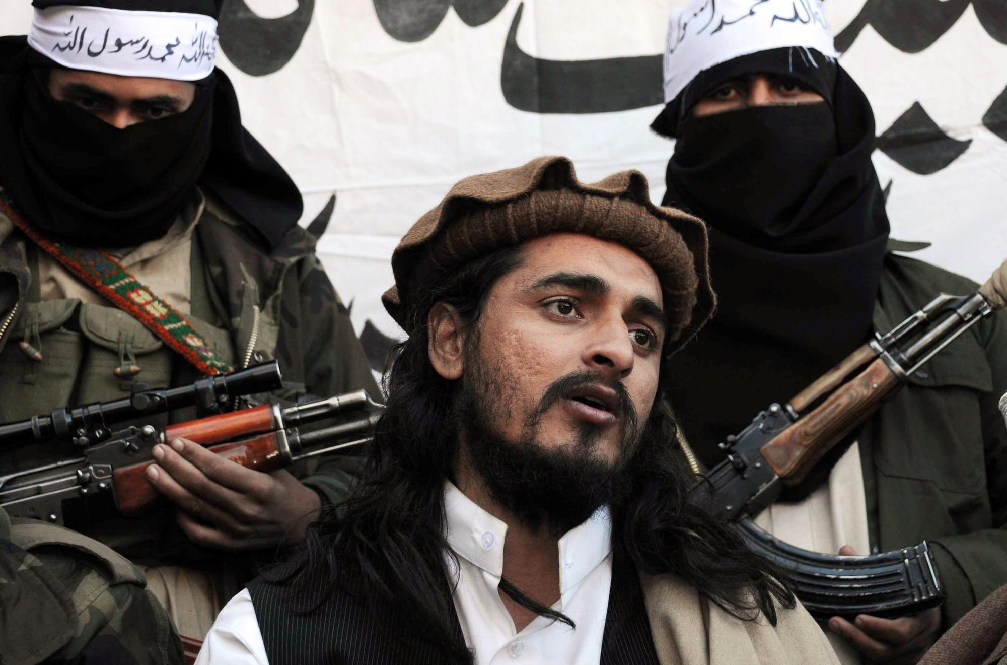 Mehsud in 2008.