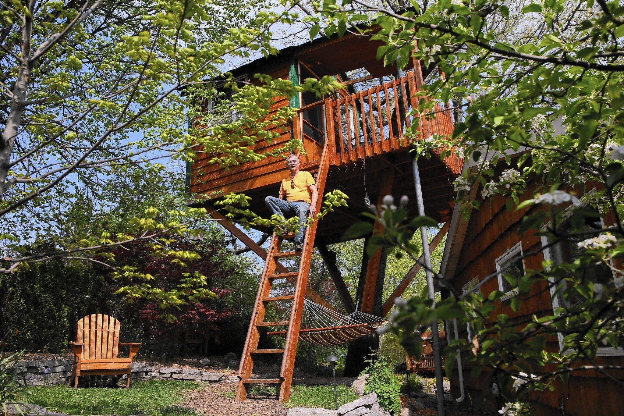 Prompted By Luxury Treehouse Schaumburg Imposes Tax On