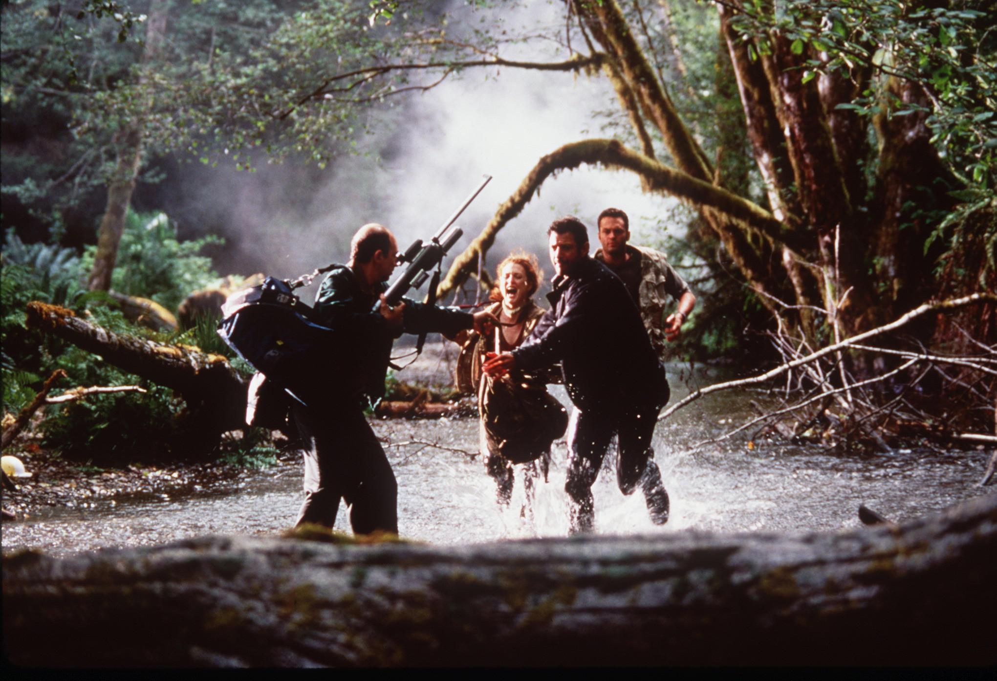 ''The Lost World: Jurassic Park'