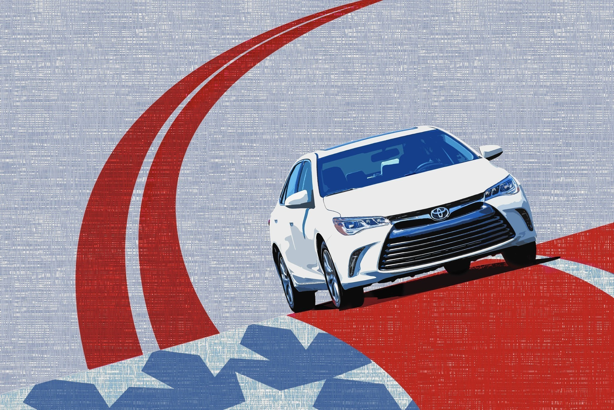 Bill S Auto Sales >> Toyota Camry tops most American-made vehicle index ...