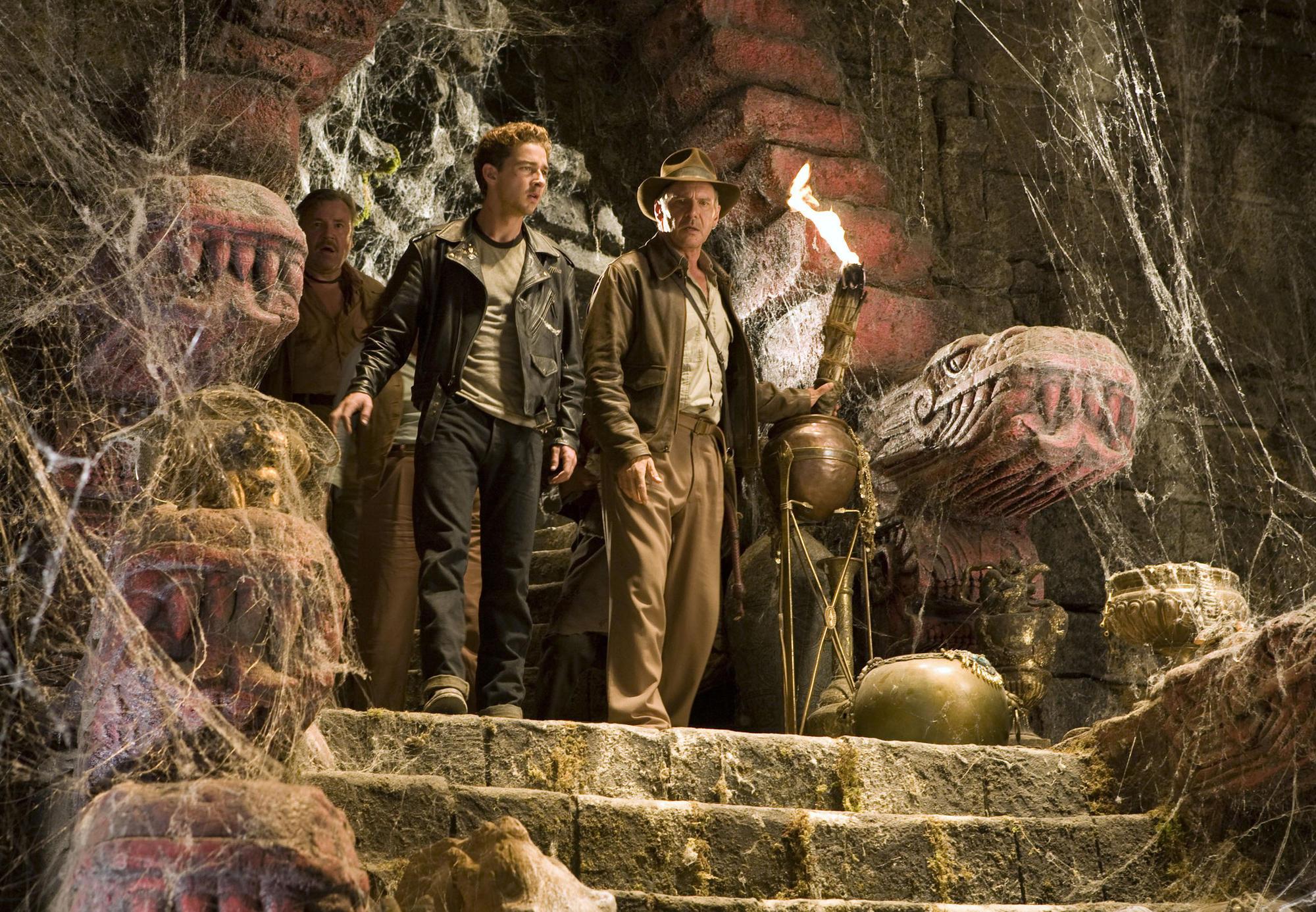 'Indiana Jones and the Kingdom of the Crystal Skull'