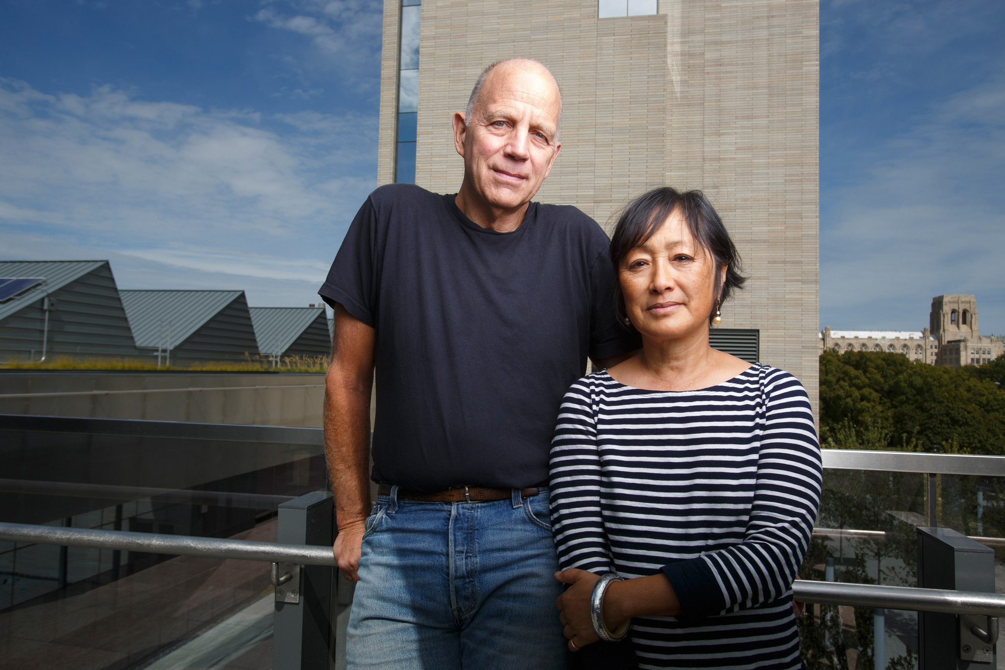 Who Are Obama Library Architects Tod Williams Billie