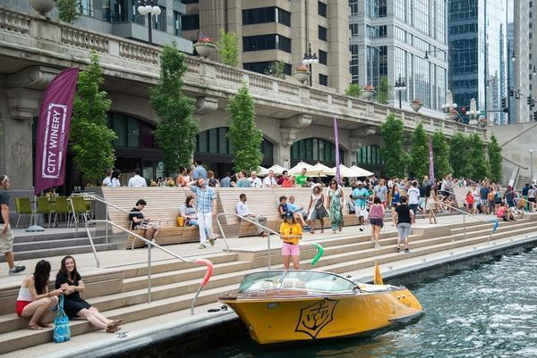 Chicago Riverwalk Dining Guide Every Bar And Restaurant Deciphered Tribune