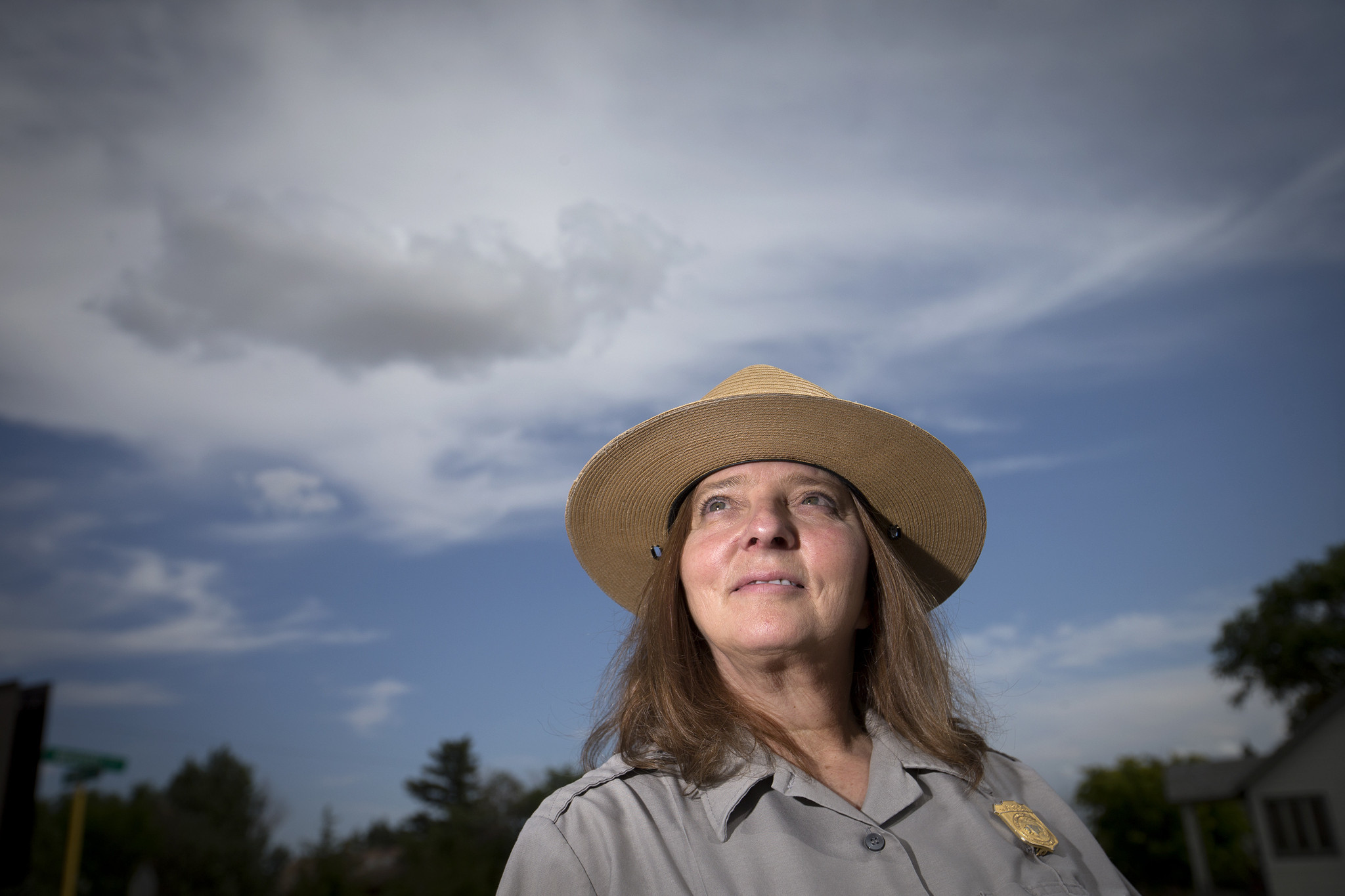 Alexa Roberts is the superintendent at Sand Creek Massacre National Historic Site.