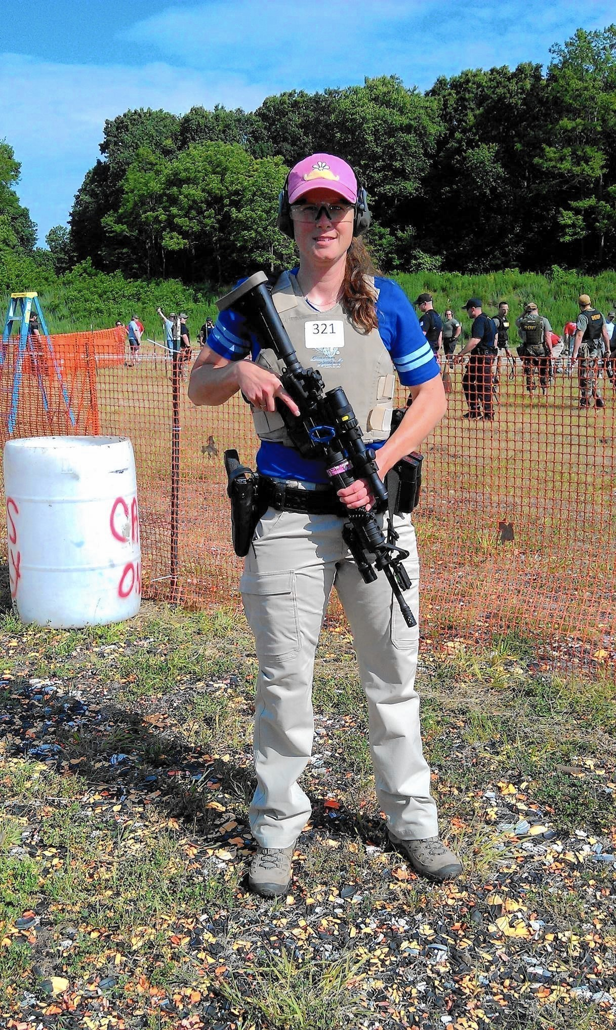 Focus Lee County >> Will County female deputy wins national rifle shooting ...