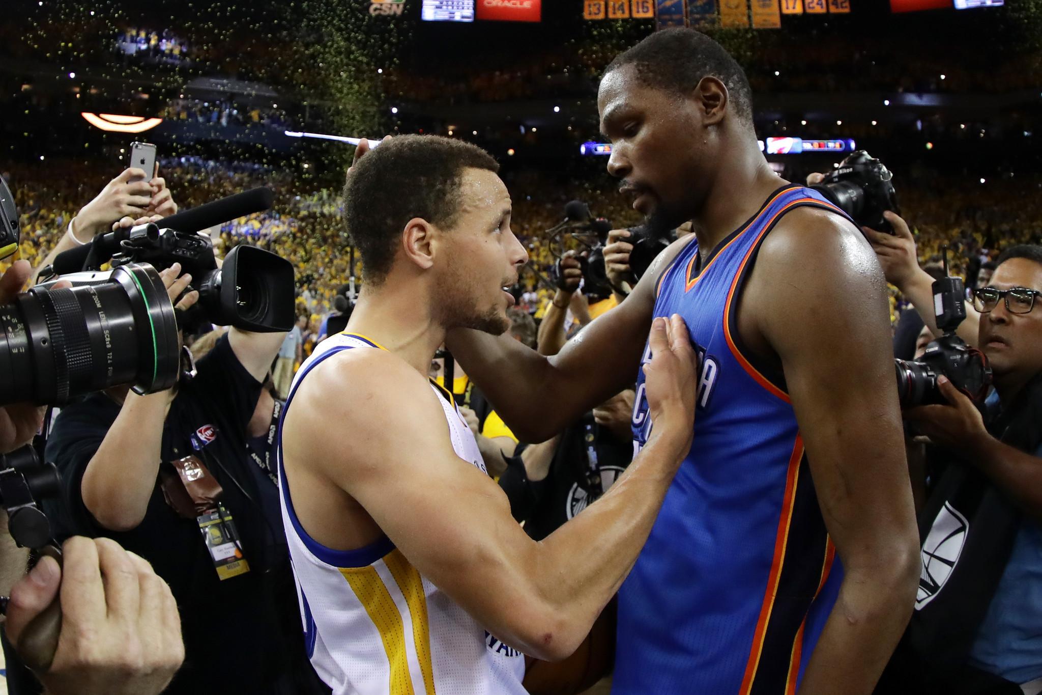 da2e120cd9d3 Kevin Durant announces he will join Golden State Warriors - Chicago Tribune