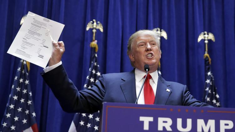 Donald Trump breaks a record, and it's not a good one