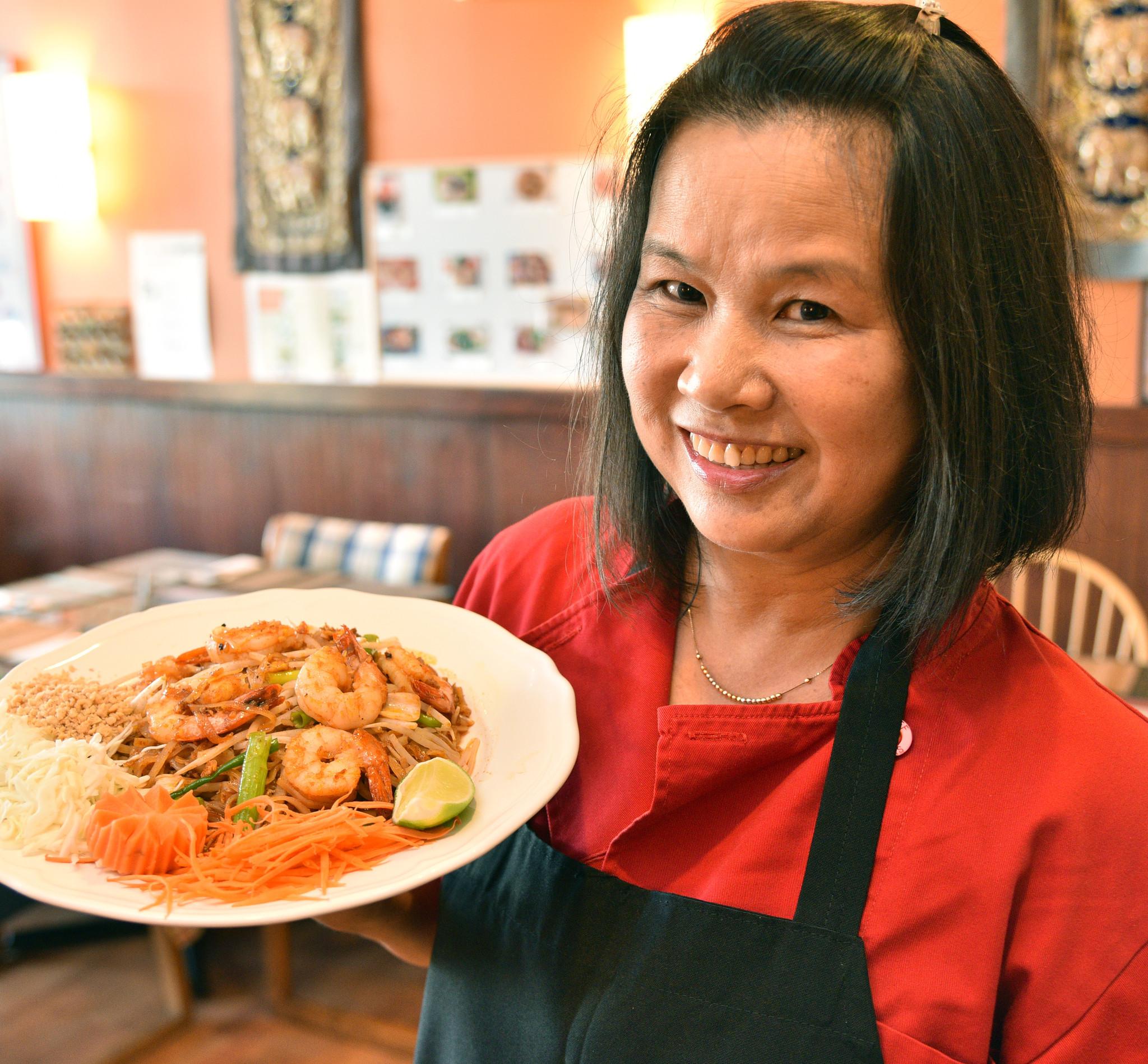 A Look Inside M Thai Kitchen In Edgewater Capital Gazette