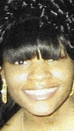 LaTanya Haggerty was shot after police thought she had a gun. She was holding her cellphone.