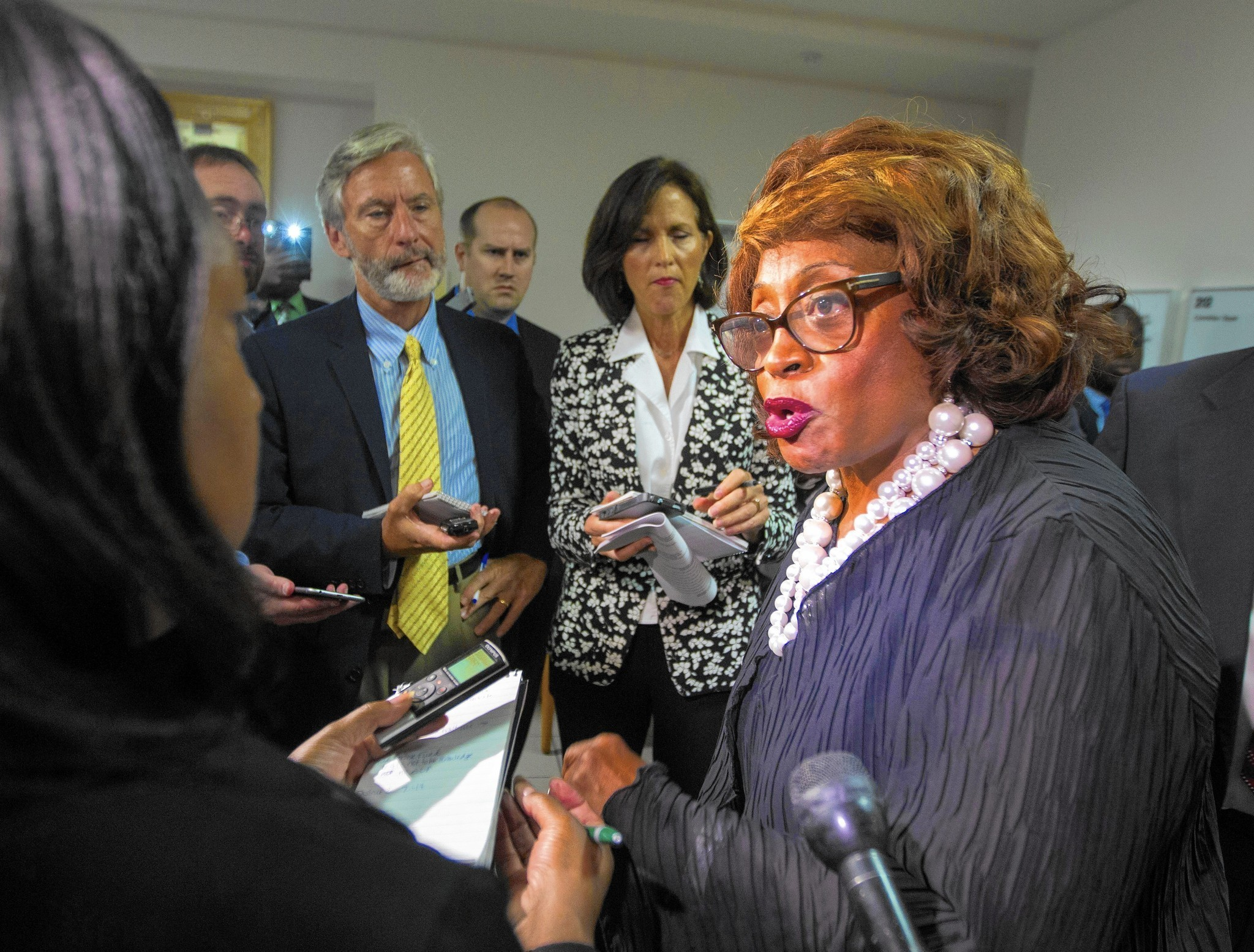 Corrine Brown Indicted On Corruption Charges, Officials Say