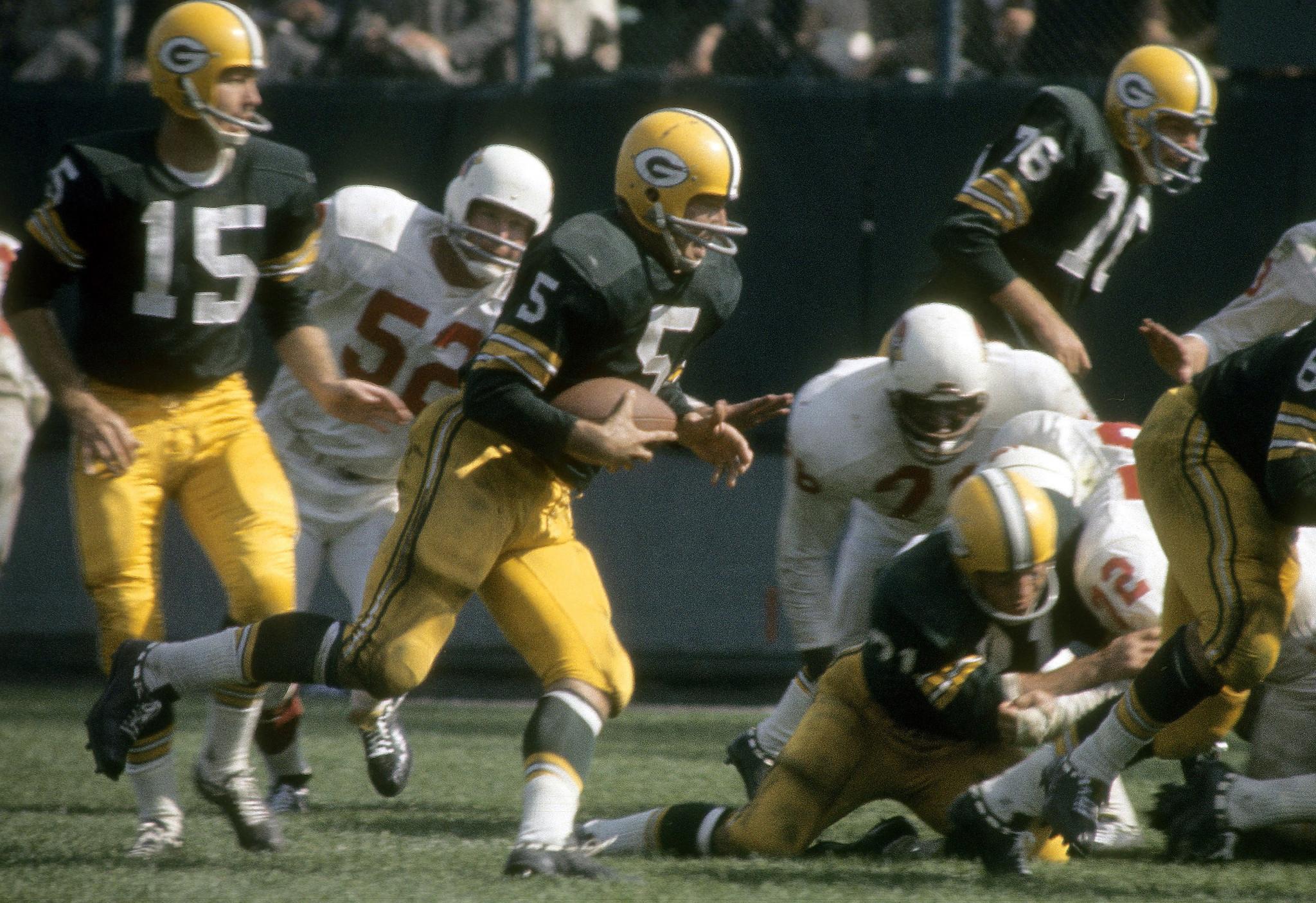 Focus Lee County >> NFL Hall of Famer Paul Hornung sues helmet maker Riddell ...