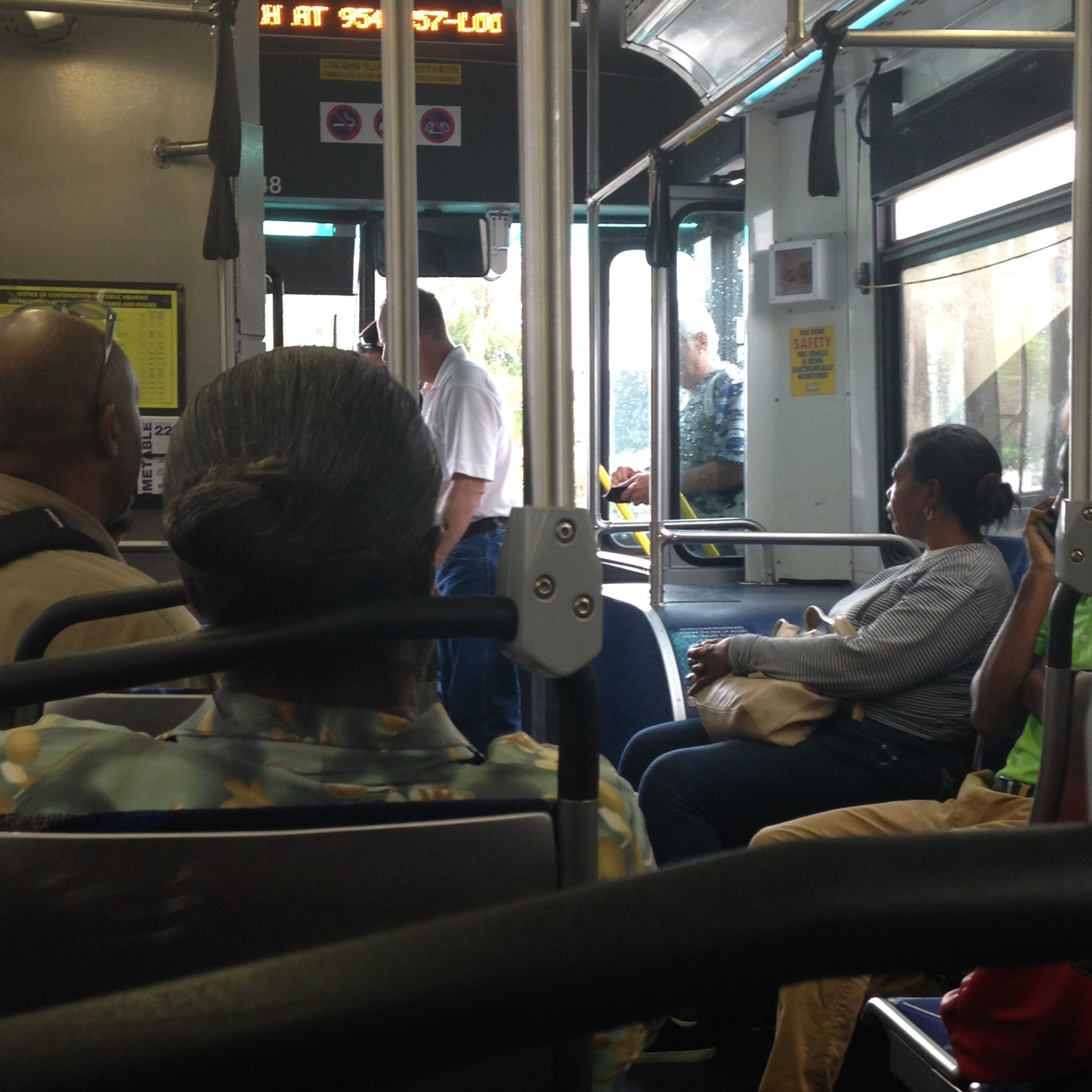 broward county school bus driver salary