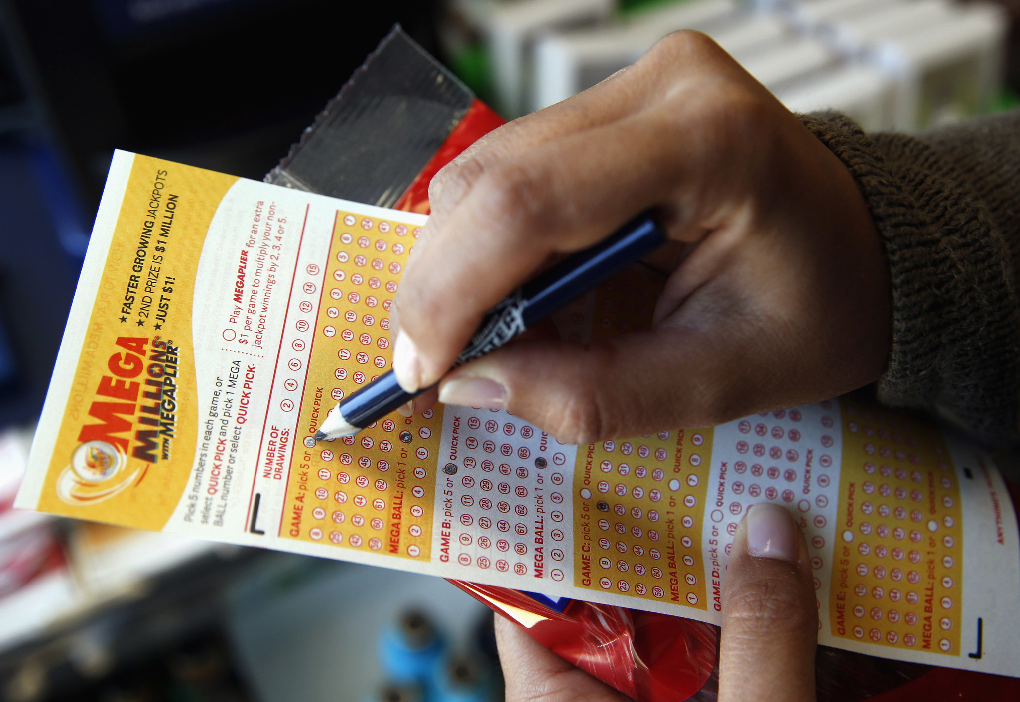 $1 million lottery prize sold in Dundalk left unclaimed - Baltimore Sun