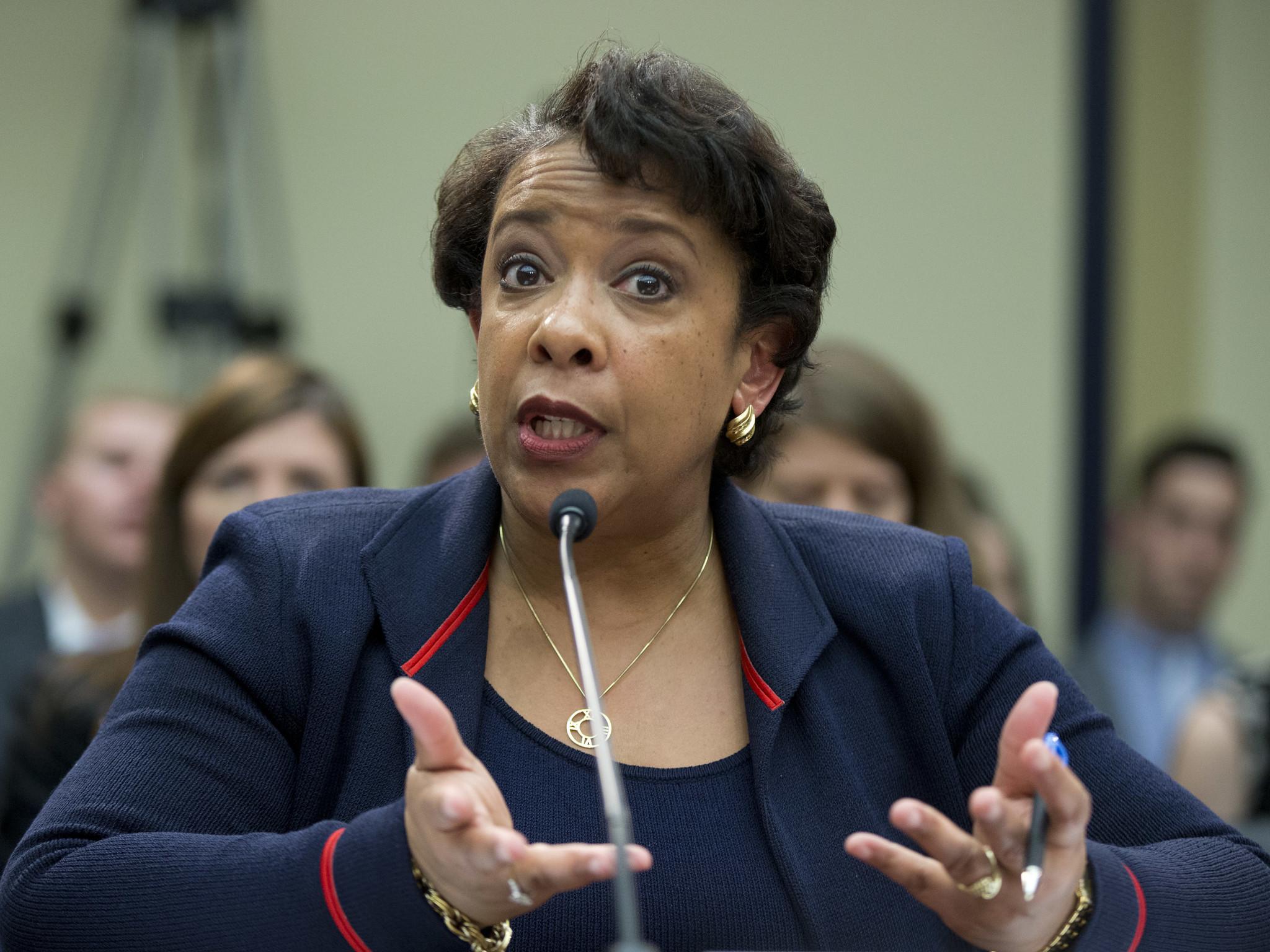 attorney general loretta lynch defends clinton email probe