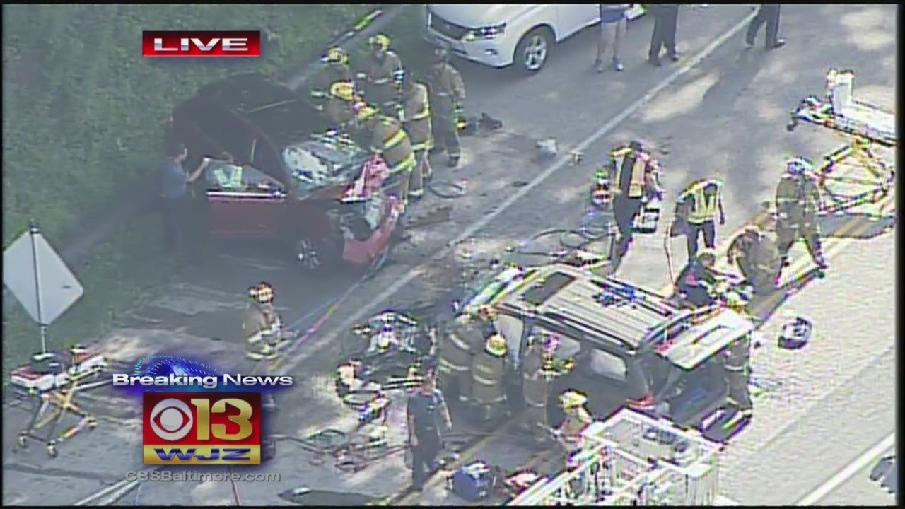 Serious accident on College Parkway leaves multiple people injured