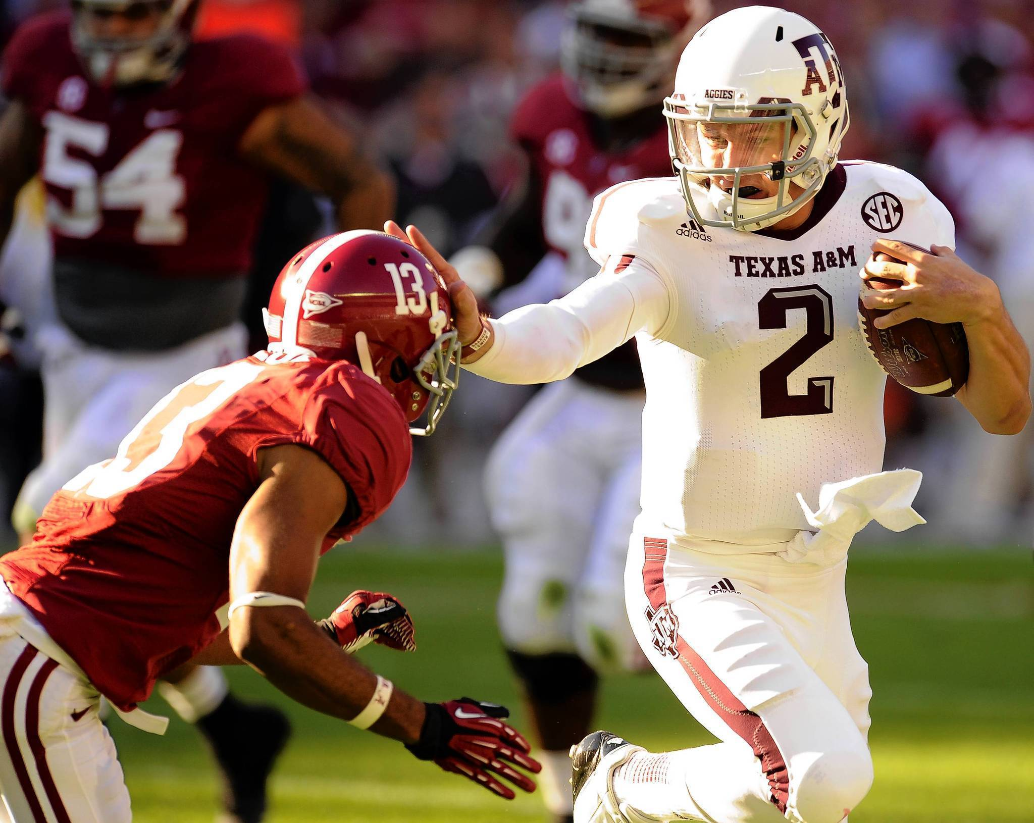 1661c0b38 Texas A M should be held accountable for Johnny Manziel s downfall -  Orlando Sentinel