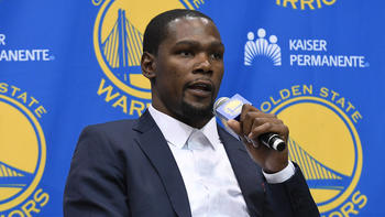 ced22f7c7c28 Kevin Durant puts money and celebrity In Postmates delivery service ...