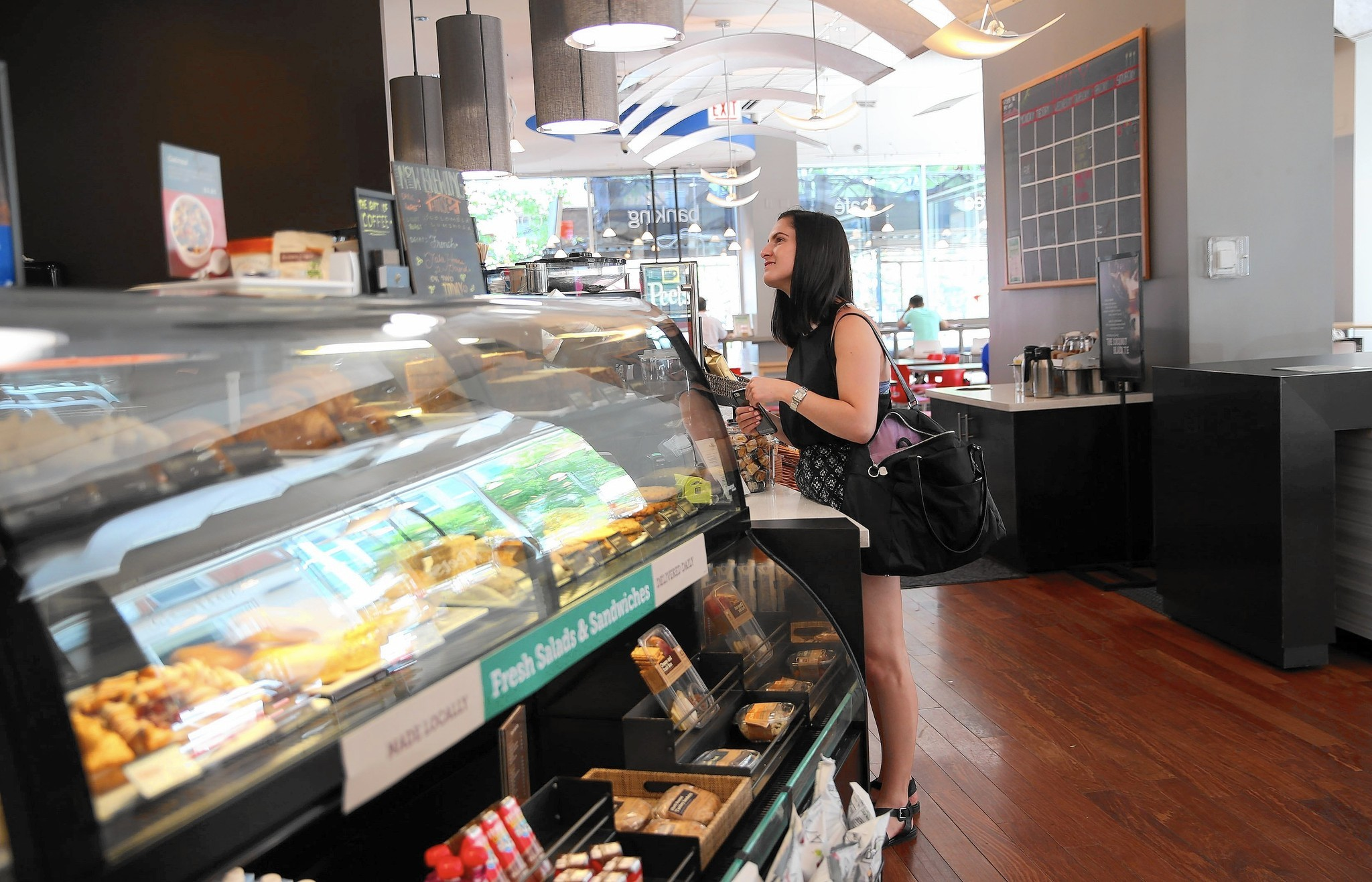 Coffee With Your Deposit Capital One To Open 2 New Cafes