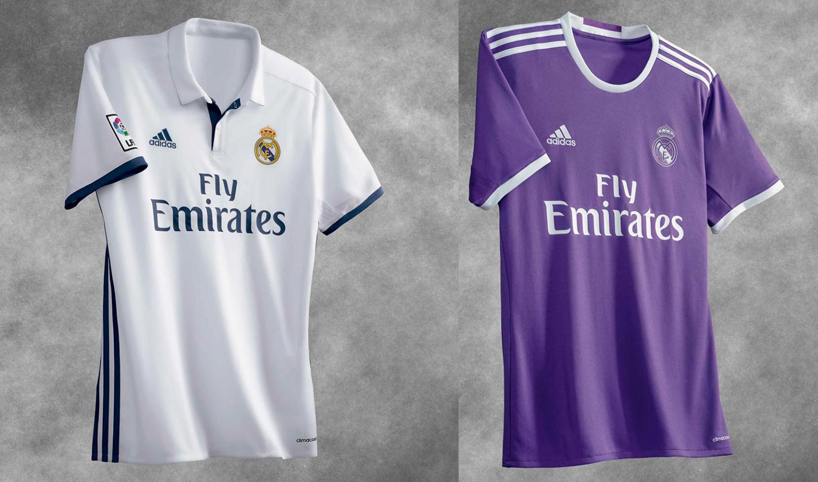 FOTOS  El nuevo uniforme del Real Madrid - Hoy 1789274f57af8
