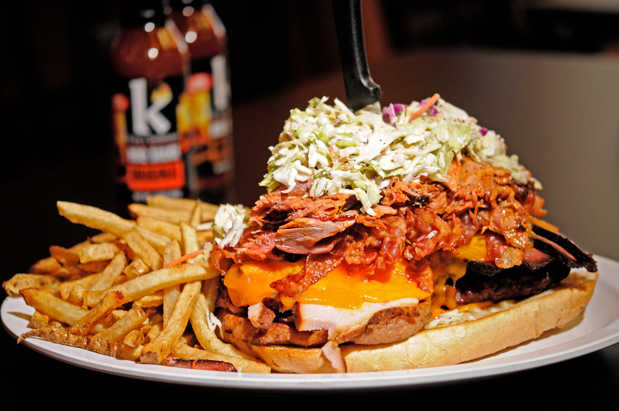 Baltimore V Food Local Eating Challenges You Can Sink