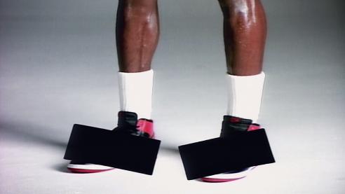 0e49c70e3217 Air Jordan commercial teases secret event. Michael Jordan through the years
