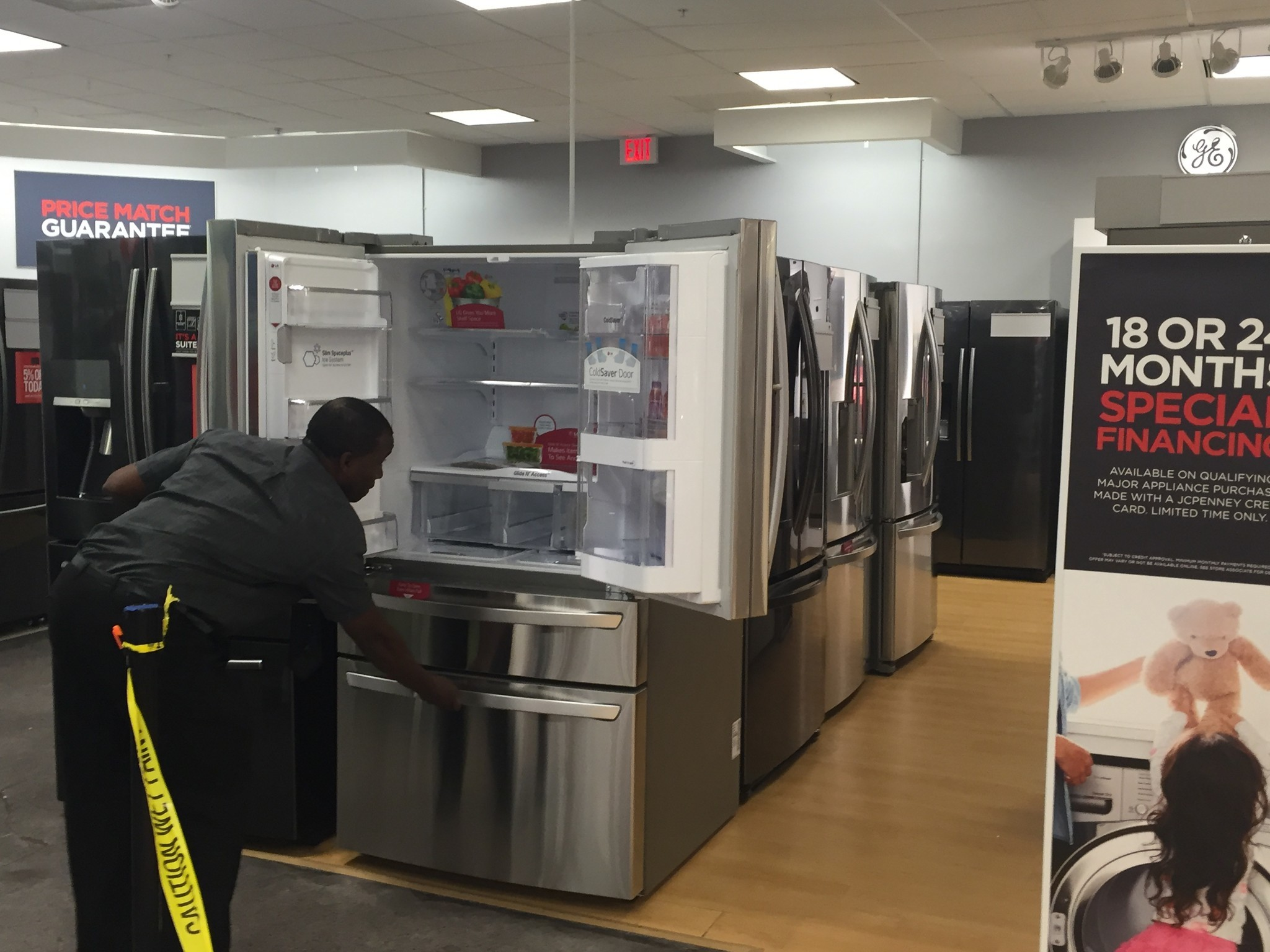 J C Penney Adding Appliances To Its Offerings At 4 S