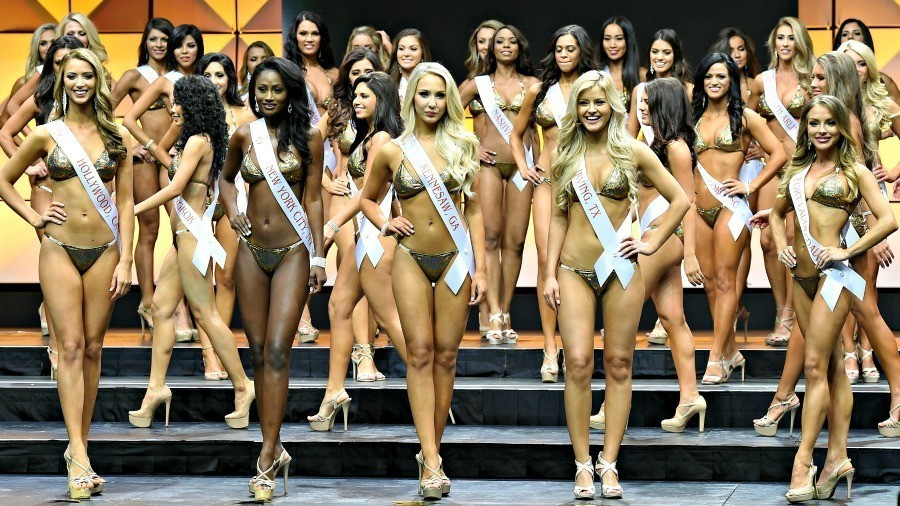 Business. hooters swimsuit pageant girls found site