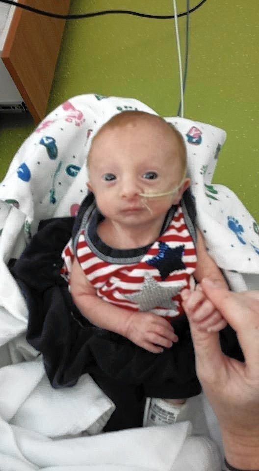 Parents of infant with Edwards syndrome - Post-Tribune  Parents of infa...