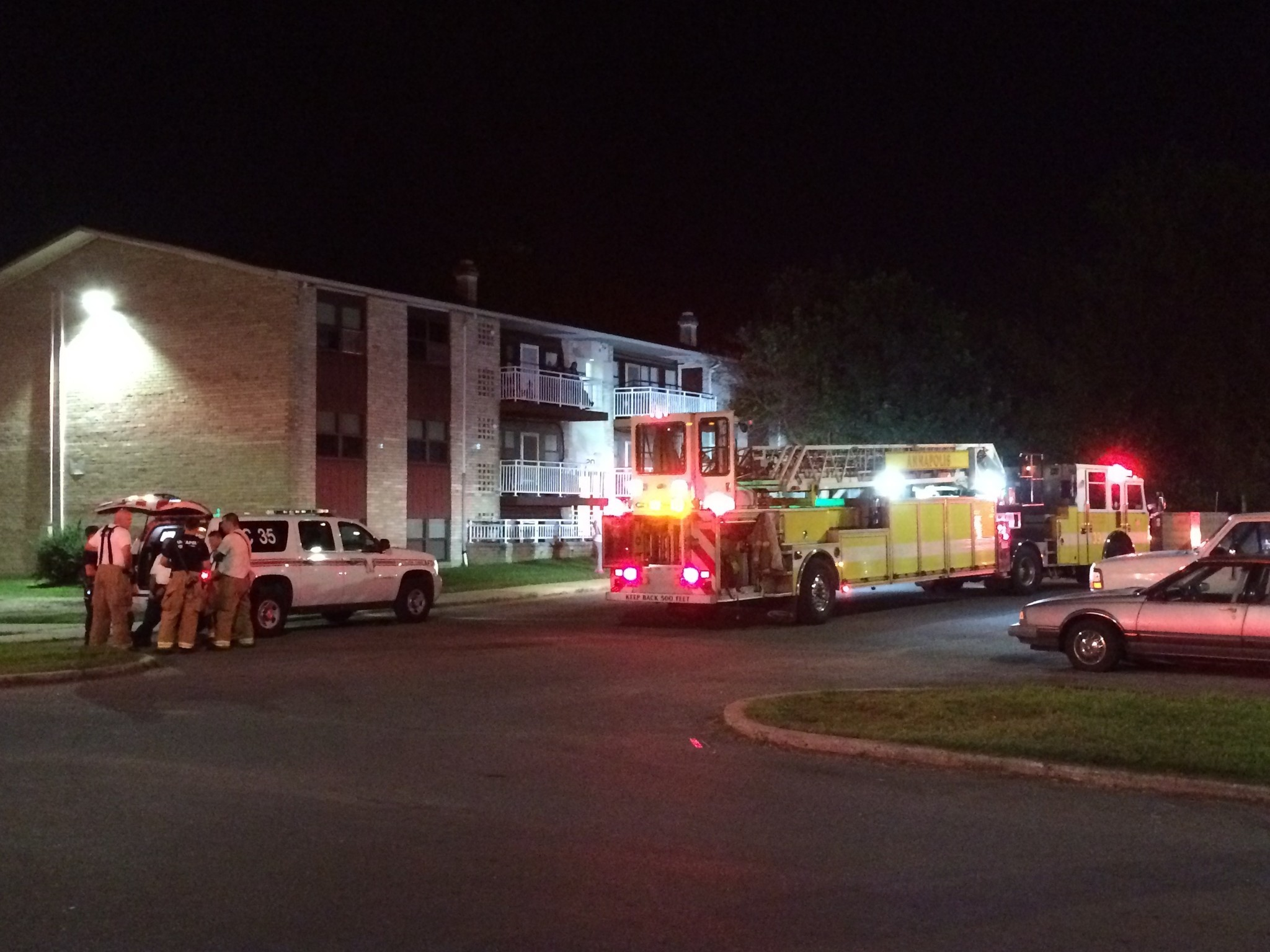 Annapolis woman charged with Harbour House apartment fire ...