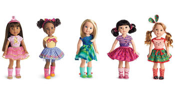 Mattel S American Girl Dolls To Be Sold At Toys R Us Stores
