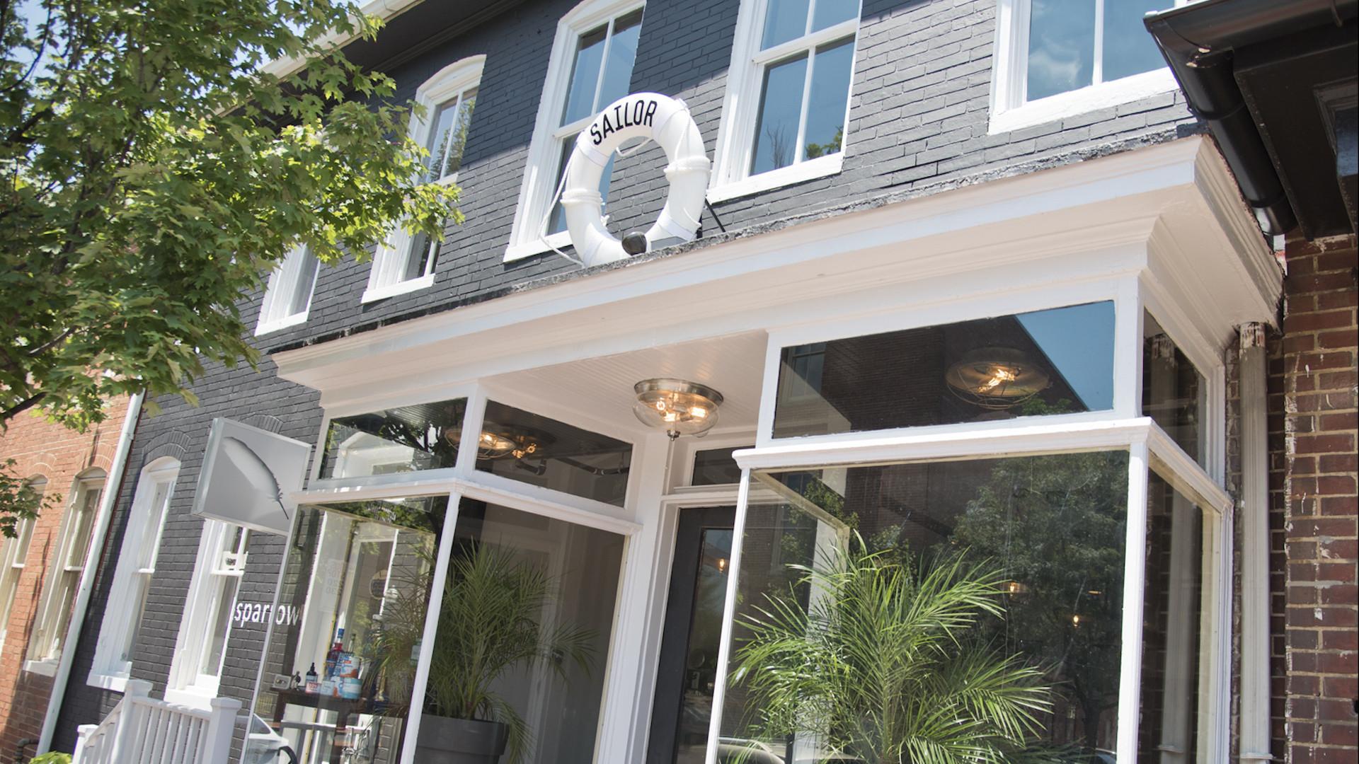 Sailor Oyster Bar - Baltimore Sun