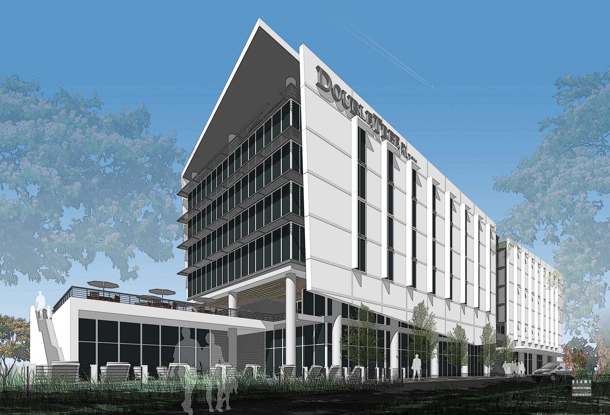 Doral Doubletree By Hilton Is Latest Eb 5 Hotel Project To