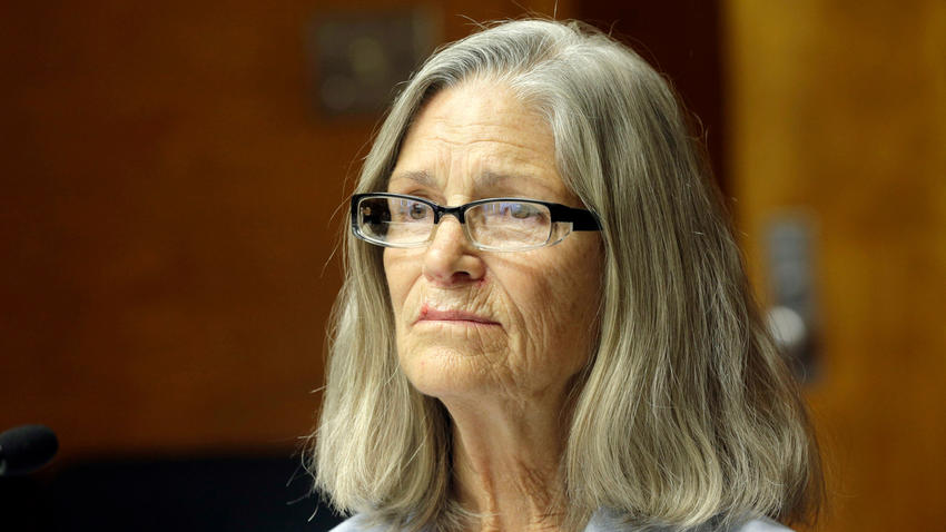 "Leslie Van Houten would pose ""an unreasonable danger to society if released from prison,"" Gov. Jerry Brown has said."