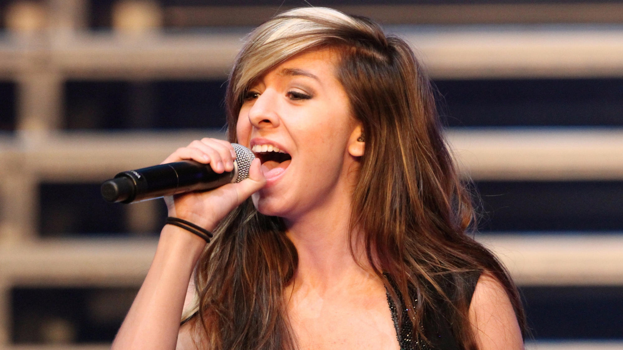 """Christina Grimmie, who was on """"The Voice"""" in 2014, died of gunshots to the head and chest."""