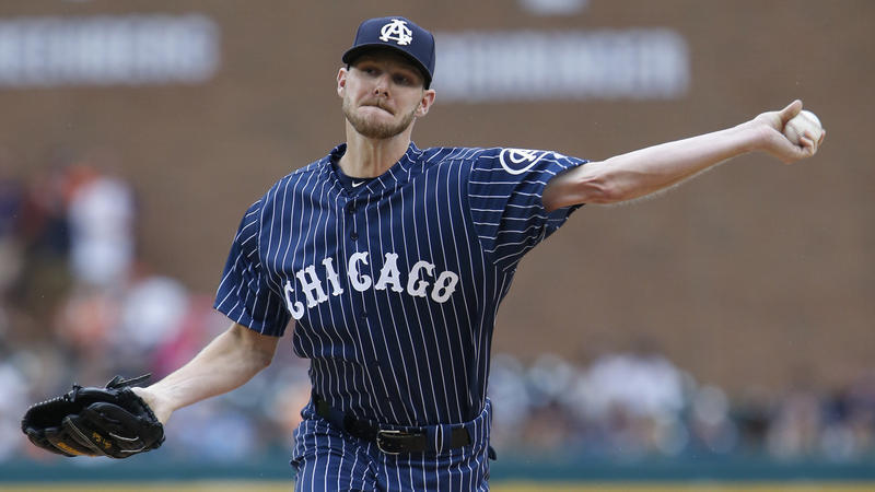 218ba9cab80 Latest Chris Sale-White Sox controversy has more questions than answers