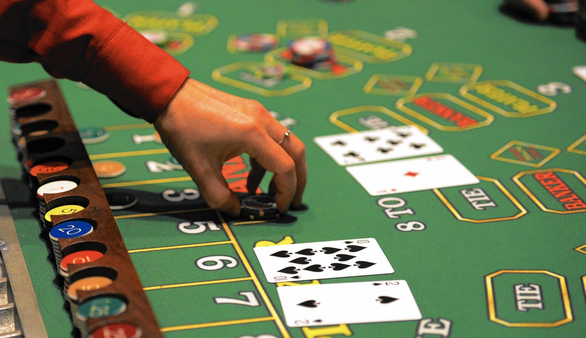 New gambling tax will hit Sands hardest - Lehigh Valley
