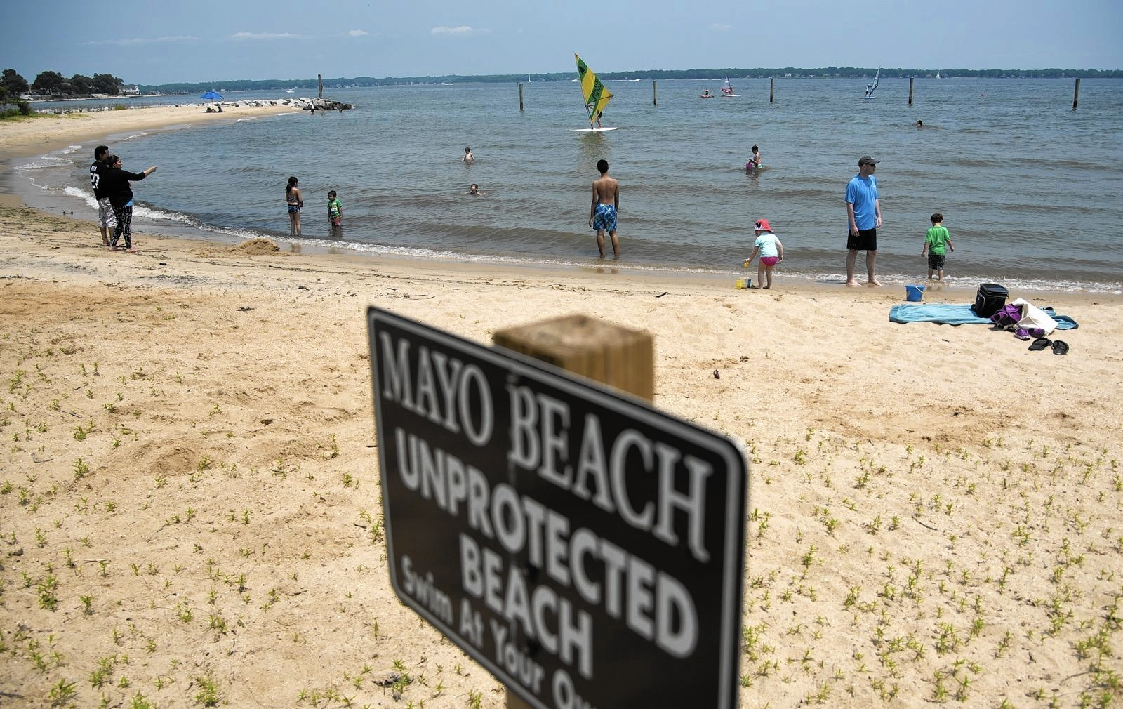 County To Highlight Waterfront History At Mayo Beach Park Capital Gazette
