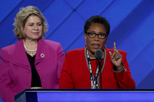 Who Are Marcia Fudge, Stephanie Rawlings-Blake And Leticia Van De Putte?