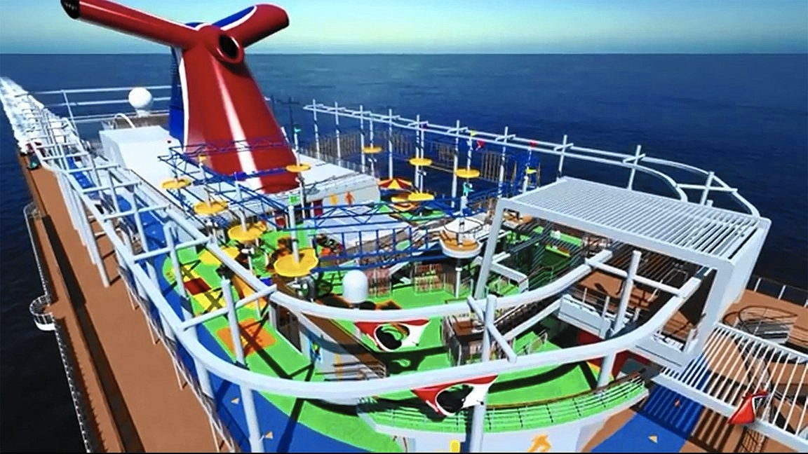 Carnival Cruise Line Names New Ship Carnival Horizon