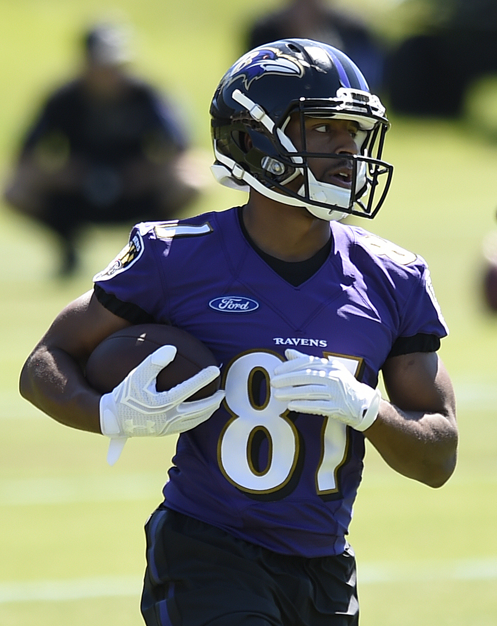 quality design fb648 787f8 Ravens rookie Keenan Reynolds: 'I'm not where I want to be ...