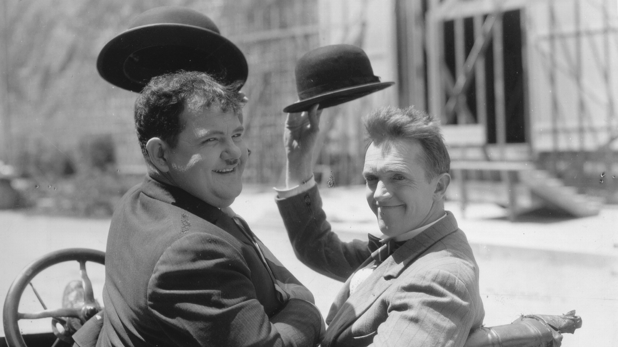 From the Archives: Oliver Hardy of Famous Movies Comedy ...