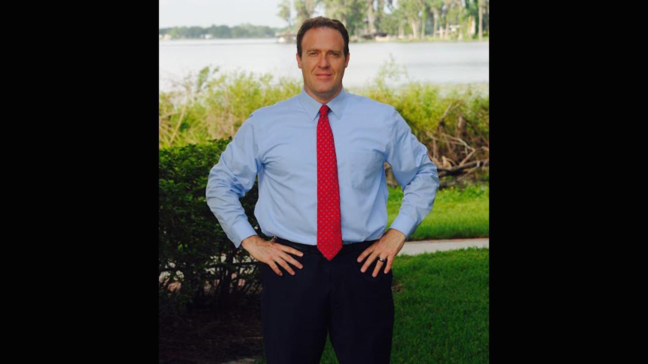 Orange County Comptroller Keith Landry Orlando Sentinel