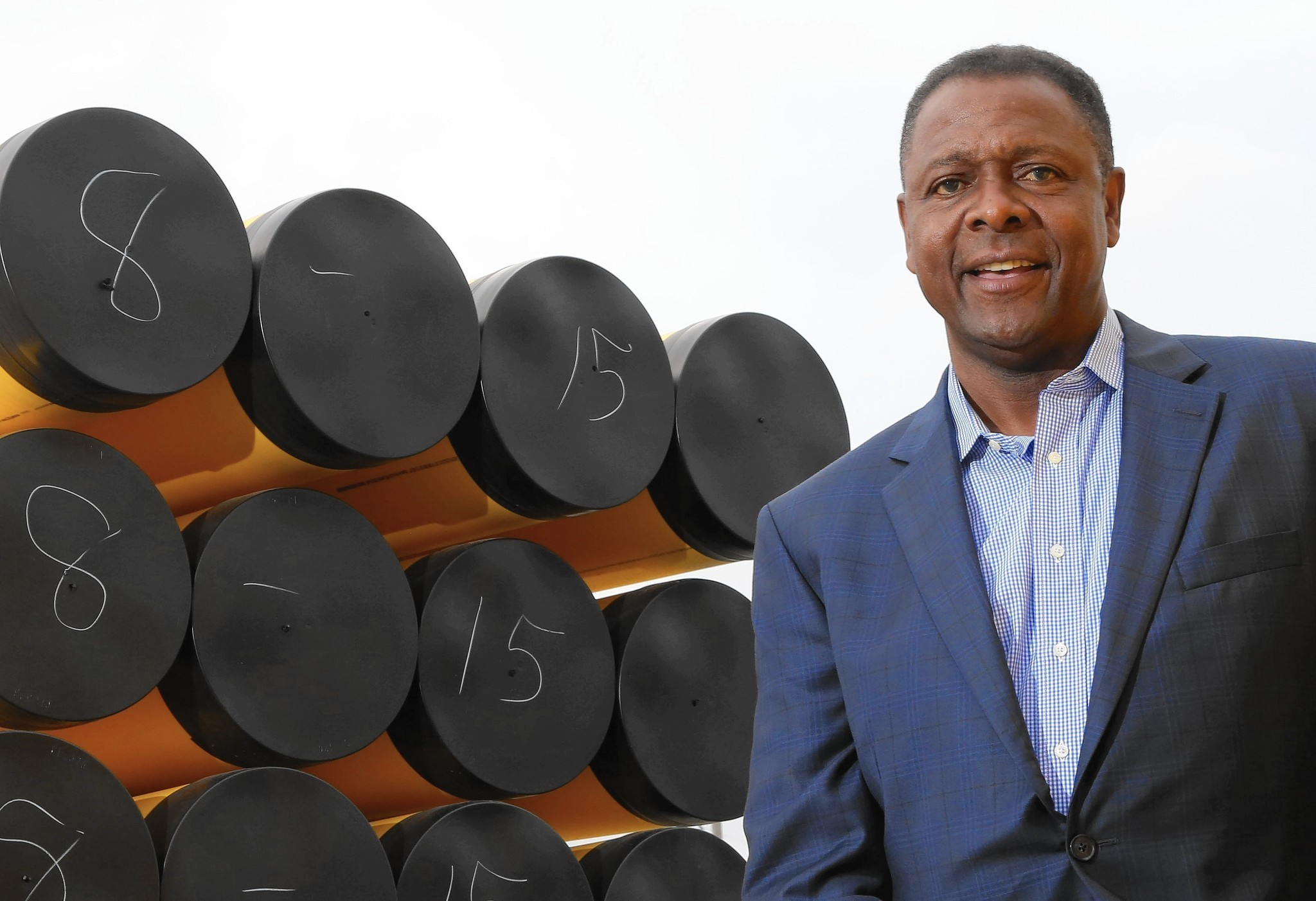 gas peoples charles matthews replacement program ceo pipe chicago brought arriving beleaguered since management company has house