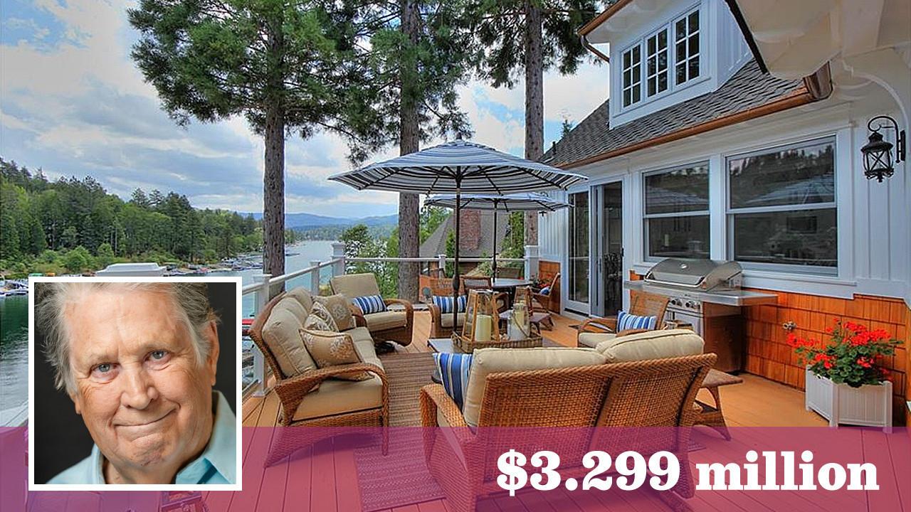 Beach Boys Brian Wilson Asks 3 3 Million For House On