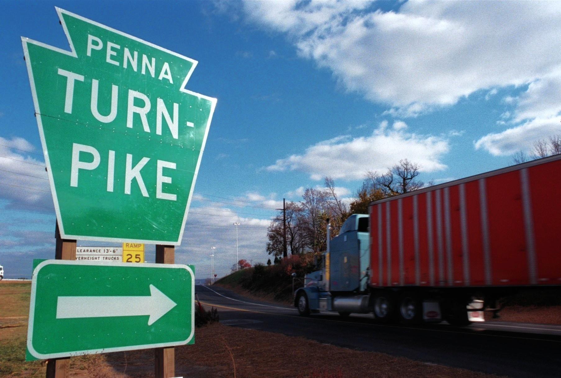 Pa  Turnpike Northeast Extension closure planned in Bucks