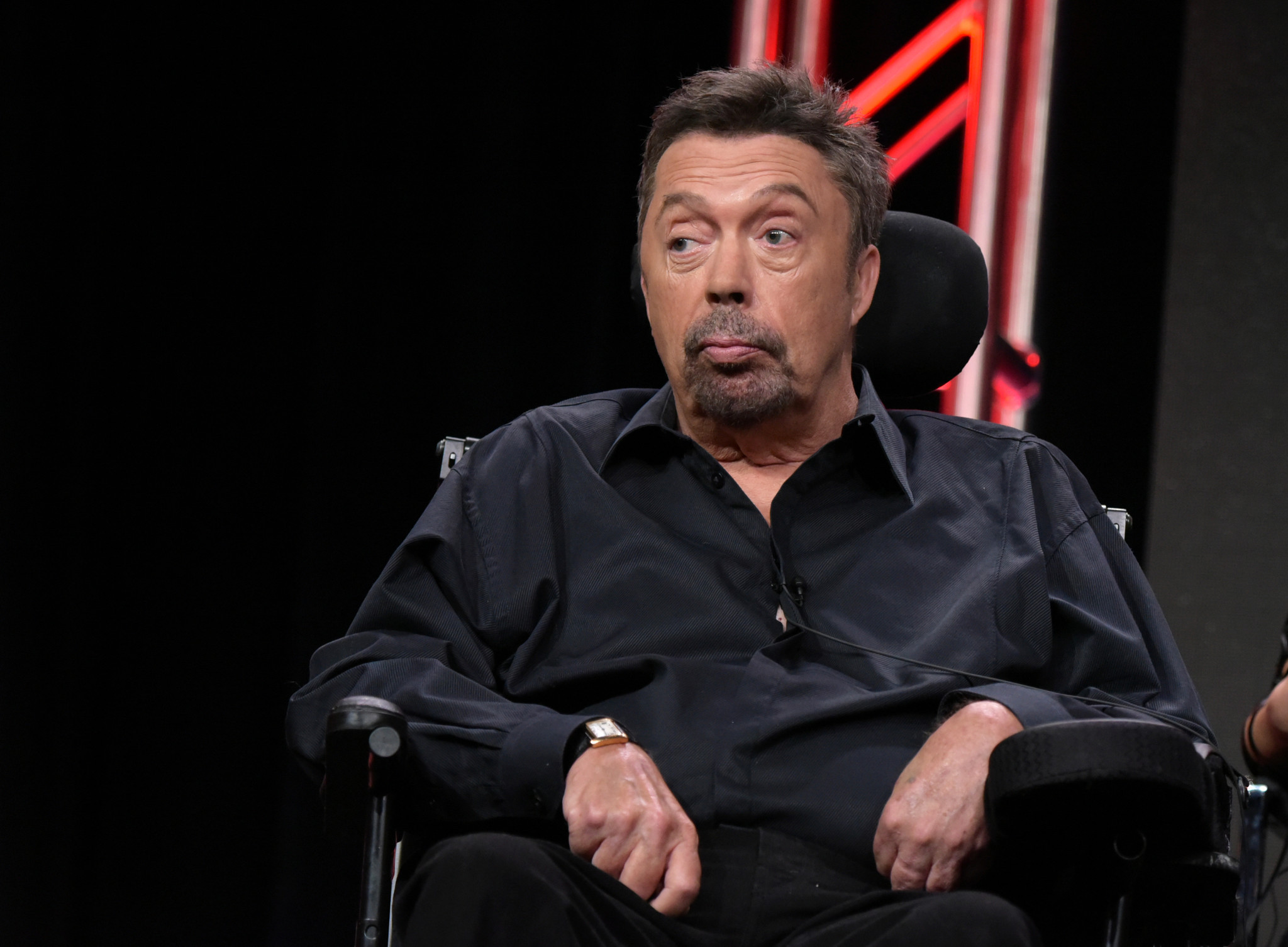 Tim Curry Does The Time Warp Again In Fox S New Rocky